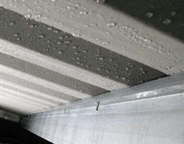 Moisture In Non Conditioned Buildings Warehousefoil
